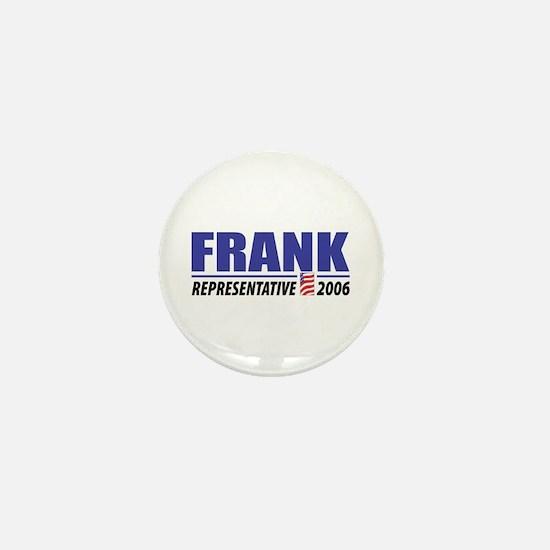 Frank 2006 Mini Button