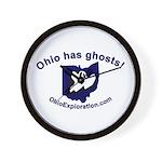 Got Ghosts Clock
