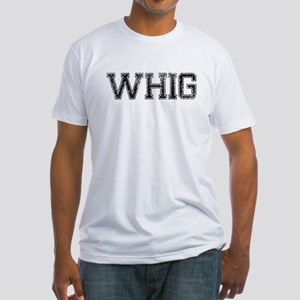 WHIG, Vintage Fitted T-Shirt