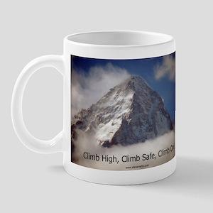 K2 -Climb On! Mug