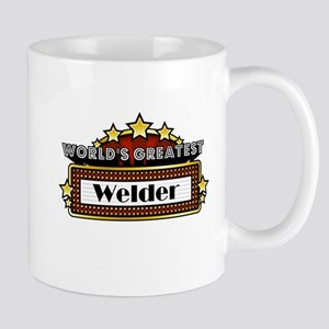 World's Greatest Welder Mug