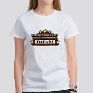World's Greatest Zoologist Women's T-Shirt