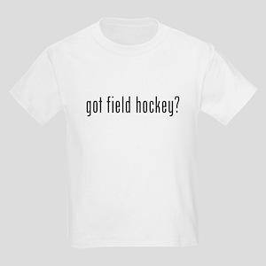 Got Field Hockey? Kids Light T-Shirt