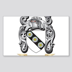 Carey Family Crest - Carey Coat of Arms Sticker