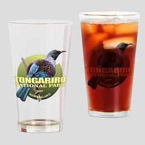 Tongariro NP Drinking Glass