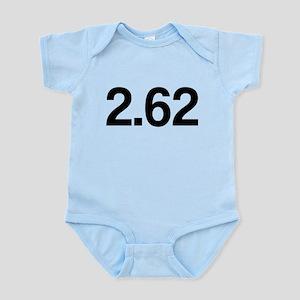 2.62, Marathon Parody, Infant Bodysuit