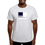 TPB Sports Ash Grey T-Shirt