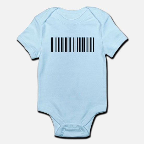 Barcode Infant Bodysuit