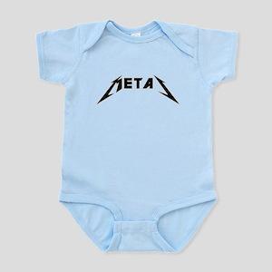 METAL Infant Bodysuit