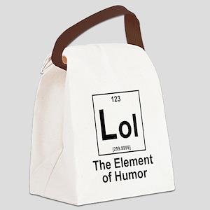 Element lol Canvas Lunch Bag