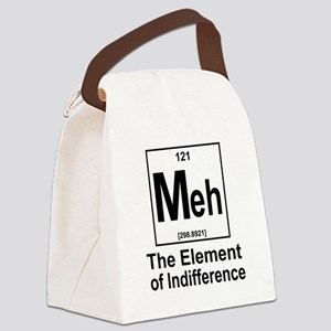 Element Meh Canvas Lunch Bag