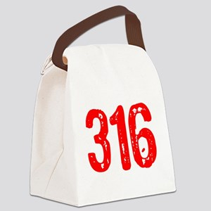 316 Canvas Lunch Bag