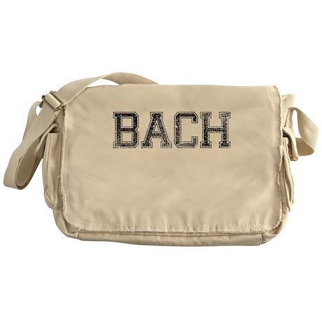 BACH, Vintage Messenger Bag