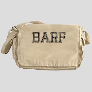 BARF, Vintage Messenger Bag