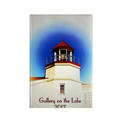 Gallery On The Lake 2017 Poster Magnets