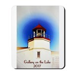 Gallery On The Lake 2017 Poster Mousepad