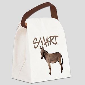 Smart Ass Canvas Lunch Bag