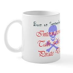 Mug: International Talk Like a Pirate Day