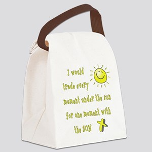 I would trade Canvas Lunch Bag