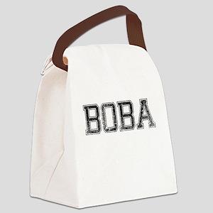 BOBA, Vintage Canvas Lunch Bag