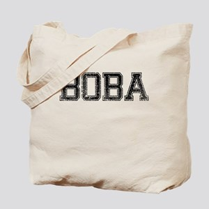 BOBA, Vintage Tote Bag