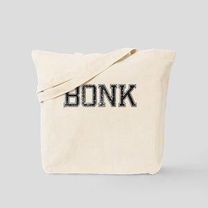 BONK, Vintage Tote Bag