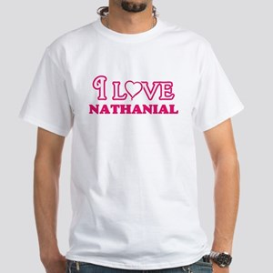 I Love Nathanial T-Shirt