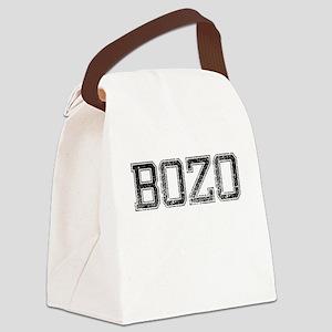 BOZO, Vintage Canvas Lunch Bag