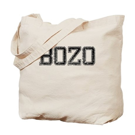 BOZO, Vintage Tote Bag