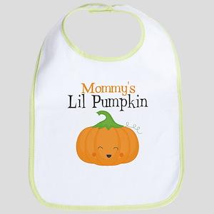 Mommys Little Pumpkin Bib