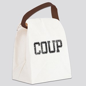COUP, Vintage Canvas Lunch Bag