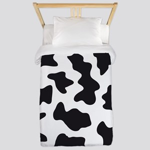 Cow Animal Print Twin Duvet