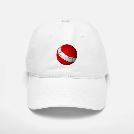 Scuba World Baseball Baseball Cap