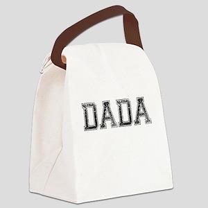 DADA, Vintage Canvas Lunch Bag