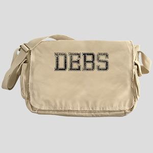 DEBS, Vintage Messenger Bag