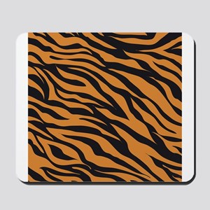 Tiger Animal Print Mousepad