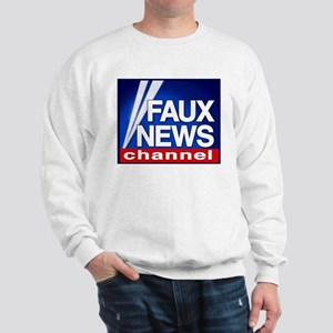 Faux News Channel - Sweatshirt