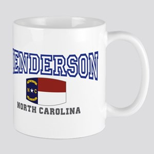 Henderson, North Carolina Mug