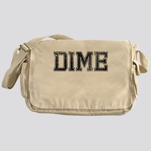 Dime Vintage Messenger Bag