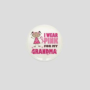 Wear Pink 4 Grandma Mini Button