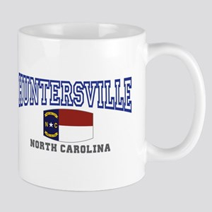 Huntersville, North Carolina Mug