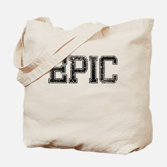 EPIC, Vintage Tote Bag