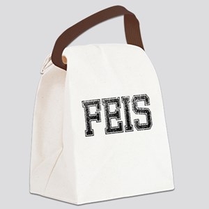 FEIS, Vintage Canvas Lunch Bag