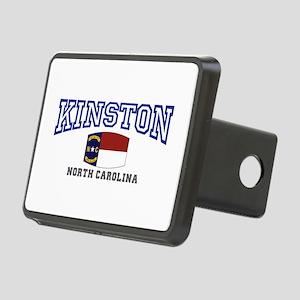 King, North Carolina Rectangular Hitch Cover
