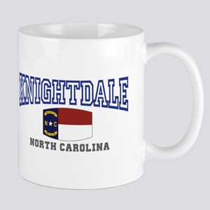 Knightdale, North Carolina Mug