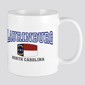 Laurinburg, North Carolina Mug