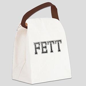 FETT, Vintage Canvas Lunch Bag