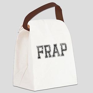 FRAP, Vintage Canvas Lunch Bag
