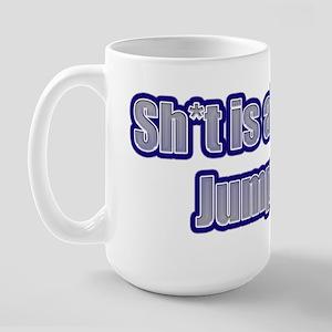 Jump Off Large Mug