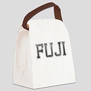 FUJI, Vintage Canvas Lunch Bag